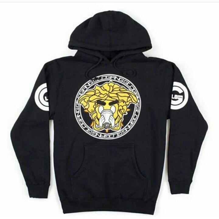 Glo gang hoodie