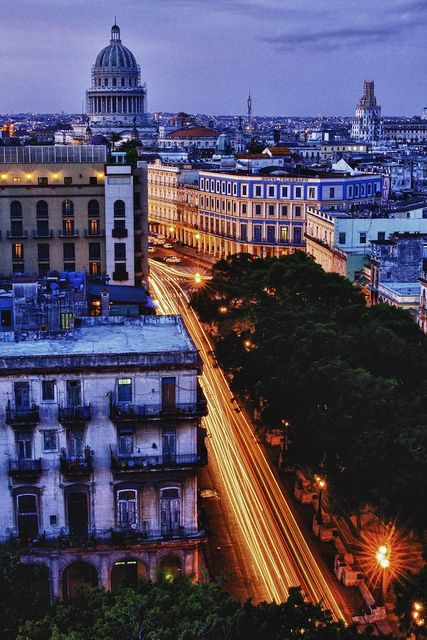 Before Sunrise, Havana | Cuba (by Kerry Bellerose)