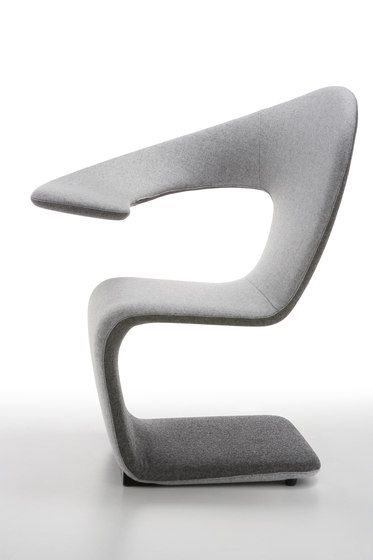 This Chair Combines The ALEAF Wraparound Design, Comfortable And Flexible  With A Smaller Size.