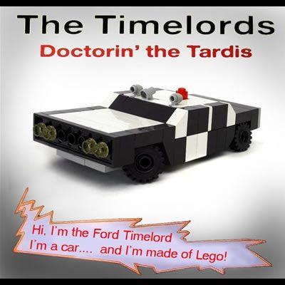 Classic Music Albums Recreated with Lego: Album Covers, Http Newmusic Mynewsportal Net, Album Recreation, Wibbl Wobble, Classic Music, Nice Pin, Music Album, Lego Music Movie Tv, Tardis