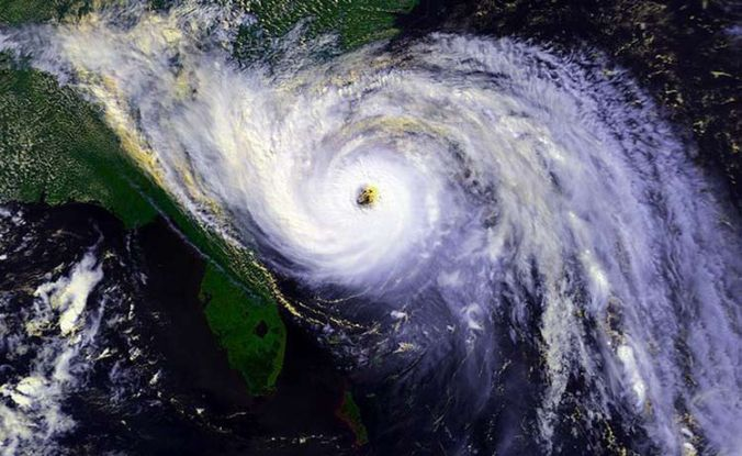 In 1992, Hurricane Andrew, the 2nd most costly natural destructive force in the world (when it comes to insured losses), went onto land near Miami—a year with a calm season prediction.