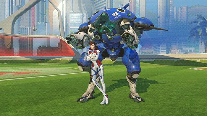 "OVERWATCH Adds Olympic Skins And ROCKET LEAGUE Inspired Game ""Lucioball"" — GameTyrant"