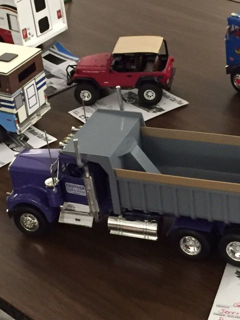 car kits model car truck