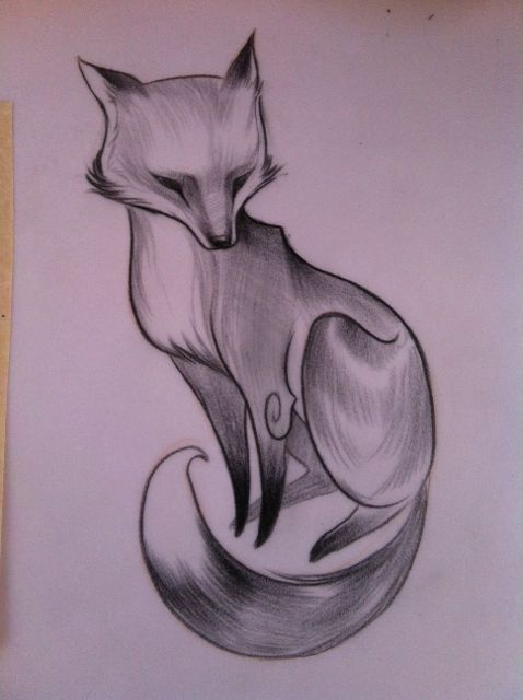 Best Fox Tattoo Ideas Minimalist Images On Pinterest Fox - Beautiful sketch tattoos by nomi chi