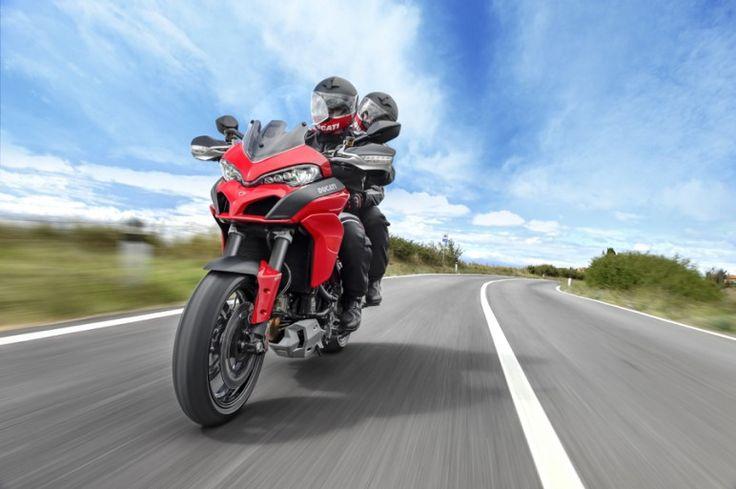 RoadRUNNER - Ducati Multistrada 1200: DVT Upgrade