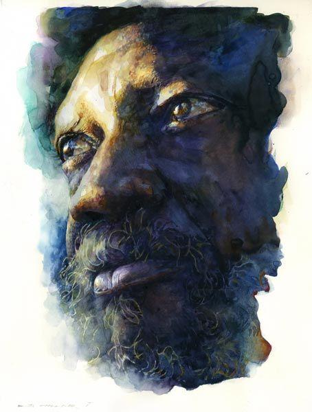 Assez 170 best M. ART men (M) images on Pinterest | Oil paintings  NS86