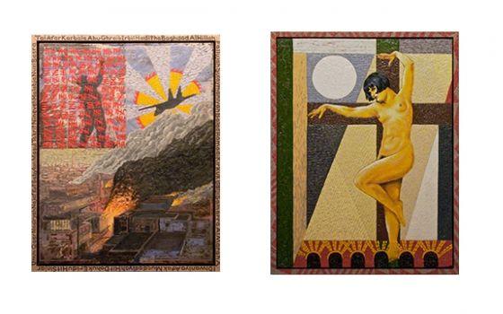 New Exhibition: Jack Chevalier / Kate Vrijmoet at Linda Hodges Gallery