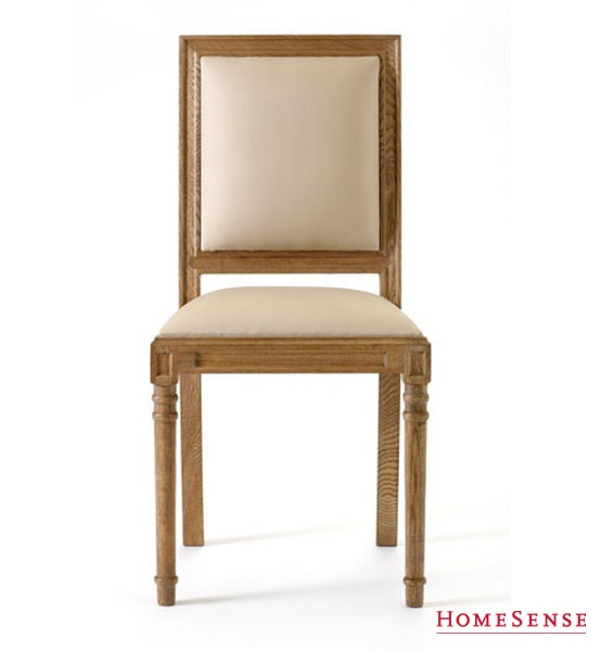 Beautiful dining chairs for stylish entertaining  www HomeSense ca    Superbes chaises de57 best Sit down images on Pinterest   Chairs  Accent chairs and  . Dining Room Chairs Homesense. Home Design Ideas