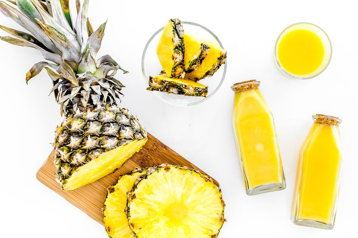 5x More Effective Than Cough Medicine - This Overlooked Fruit Will Be Your Favorite New Cough Remedy - Pineapple juice cough remedy