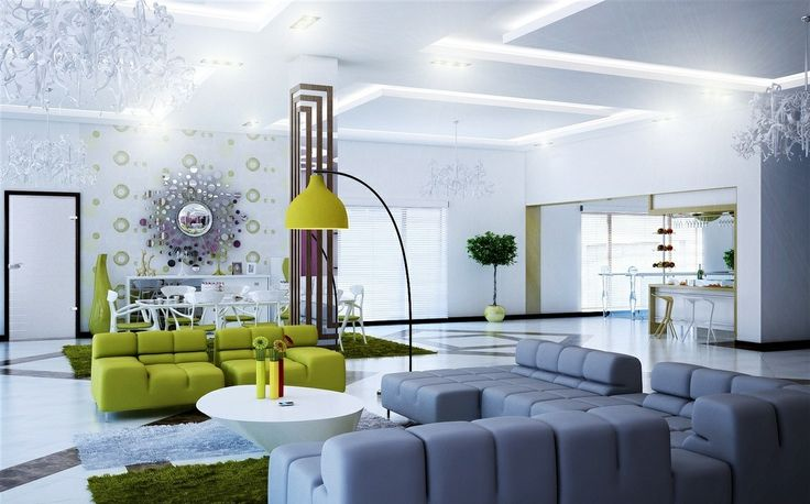 modern living room ceiling design - Google Search