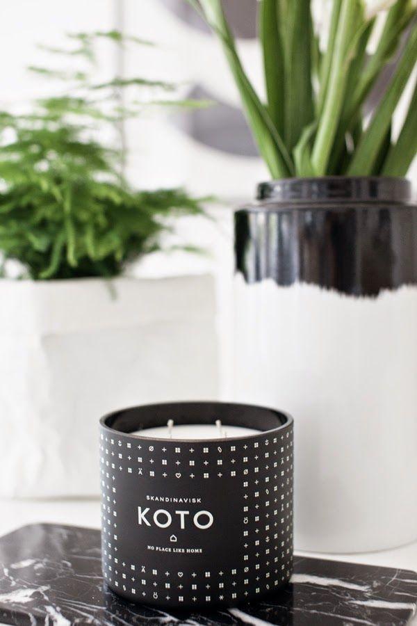 Koto by Skandinavisk, Agnes vase by Normann Copenhagen