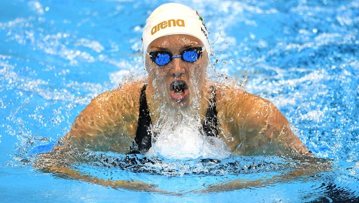 Showing no signs of letting up on her charge to swimming glory, Katinka Hosszu of Hungary won her second swimming gold of Rio 2016 on Monday, on a night when several Olympic records fell.
