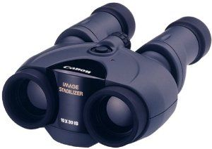 Canon Image Stabilization Binoculars Review