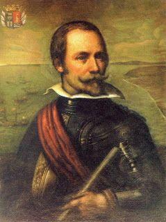 Almirante español: Antonio de Oquendo y Zandategui (San Sebastián, octubre de 1577 - La Coruña, 7 de junio de 1640)