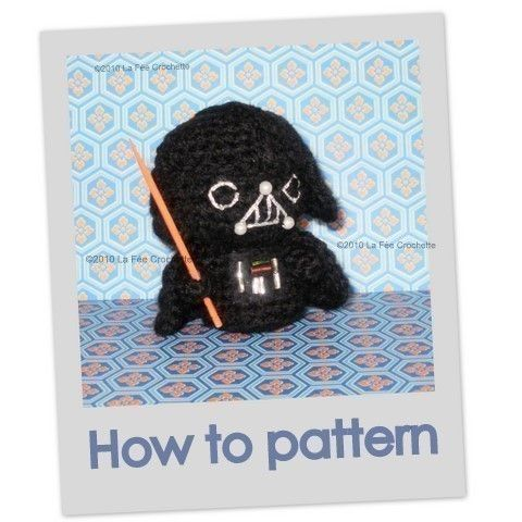 Amigurumi Star Wars Crochet Patterns Free Crochet Patterns