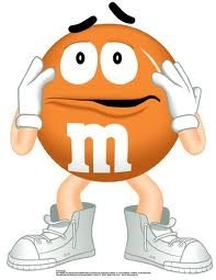 One of my favorite M & M characters