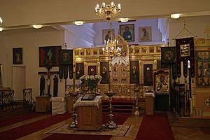 Cerkiew Zaśnięcia Najświętszej Maryi Panny w Krakowie – Wikipedia, wolna encyklopedia