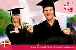 What are the Requirements of Denmark Student Visa