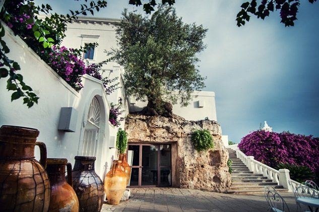 The Baronial Masseria, Puglia, weddings, Italy