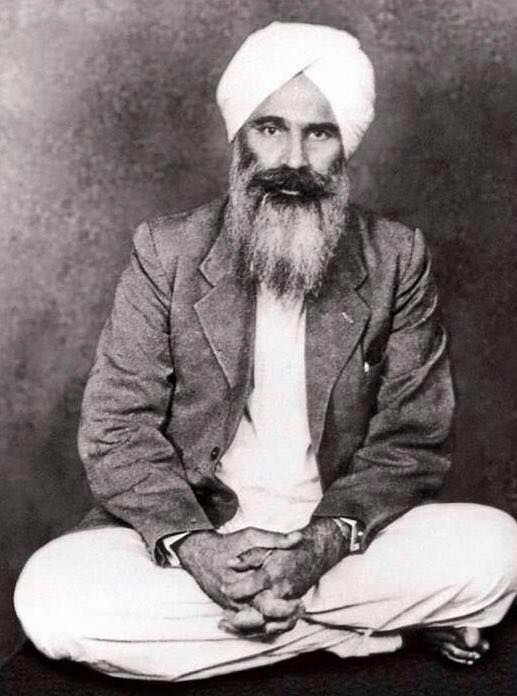 """""""New Year has come. Be new, leave the sloth of the old. Implicitly follow what is required of you. You failed to do so this year and you suffered. These mistakes are not to be repeated""""  ~Sant Kirpal Singh Ji"""