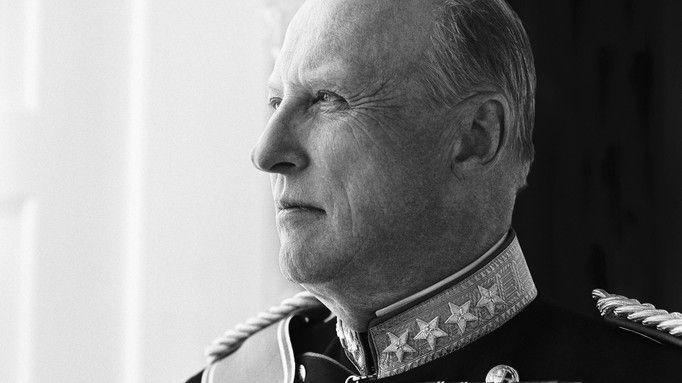 Koning Harald 25 jaar op de troon. Jan. 16, 2016