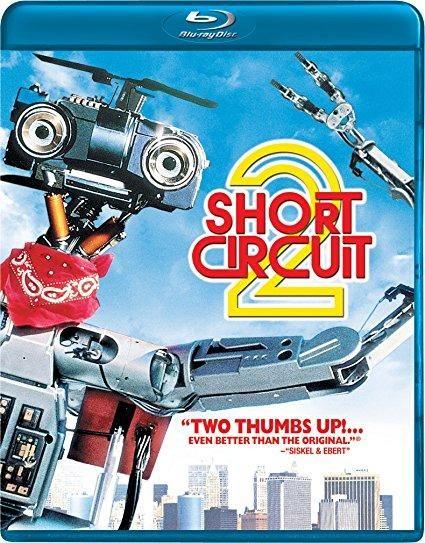 Fisher Stevens & Michael McKean & Kenneth Johnson-Short Circuit 2