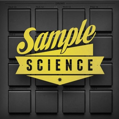 Sample Science - The Beatmakers Event at Atlas Pancakes.  - Artwork by Toni Beschorner http://www.studiofarbenfroh.de/