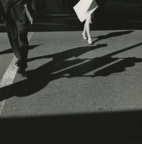 Ray K. Metzker (1931 - 2014) -  Chicago Loop, 1957