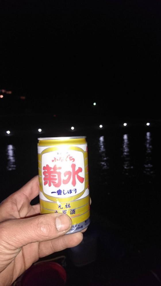 早朝に海釣りに来た結果www(画像あり)