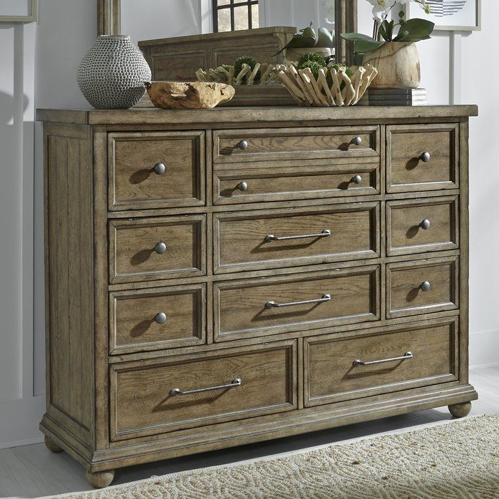 Habersham 11 Drawer Dresser Birch Lane Furniture Dresser Drawers Traditional Furniture