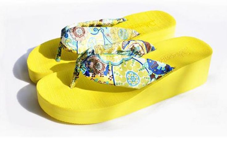>> Click to Buy << 2016 spring summer new fashon women's flip flops candy-color indoor outdoor Sandals boho silk thongs 4 color #Affiliate