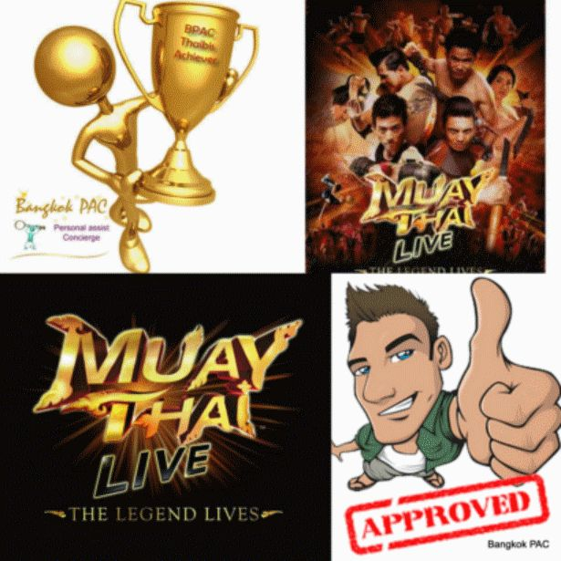 Muay Thai Live - High action theater show stunning stunts, culture and more.