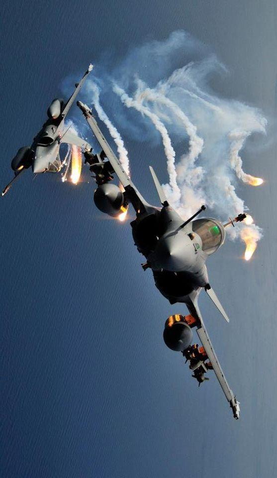 pinterest.com/fra411 #aircraft - Dassault Rafale Fighters