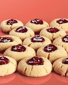 Peanut Butter and Jelly Thumbprints from Martha Stewart (http://punchfork.com/recipe/Peanut-Butter-and-Jelly-Thumbprints-Martha-Stewart)