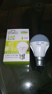 Save energy from the moment you turn the switch. Dolphin presents 5w LED Bulbs which saves energy from the moment you turn the switch. They are recognized for using less kw which results in a lower energy bill. Buy Dolphin 5w LED bulbs on ebay.in at low prices with COD options.