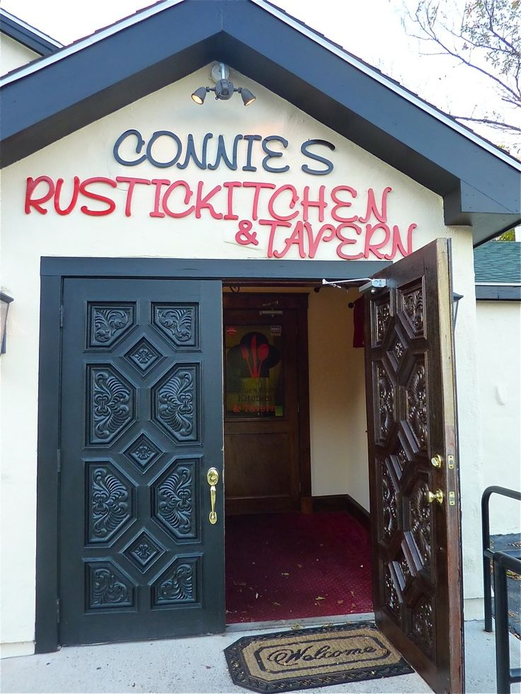 Connie S Rustic Kitchen Tavern