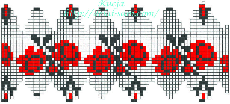 Плетение пасхального яйца из бисера с украинскти мотивом вышиванки своими руками