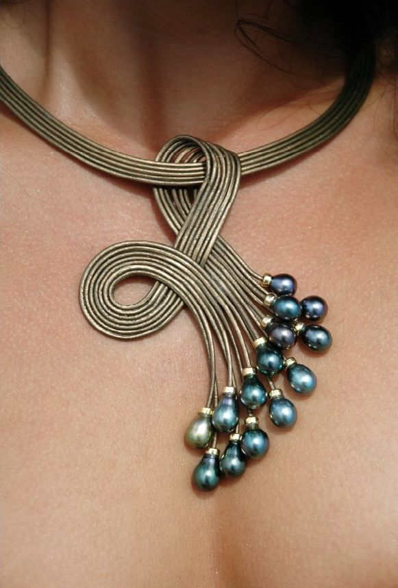 Necklace By Coco Blanc