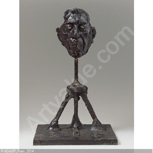 Germaine RICHIER 1904-1959 (France) L'aigle 1954