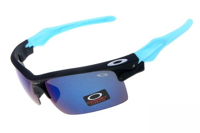 Oakley Fast Jacket sunglasses blue / black online - Up to 86% off Oakley sunglasses for sale online, Global express delivery and FREE returns on all orders. #Oakley #sunglasses #cheapoakleysunglasses #mensunglasses #womensunglasses #fakeoakeysunglasses