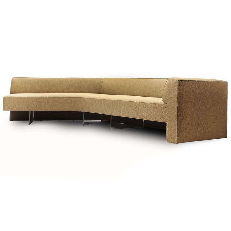 COR Bahir sofa designed by Jorg Boner | Modern Sofas | Pinterest ...