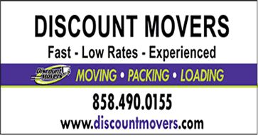 Our San Diego movers are here to help make your moving day a great experience!