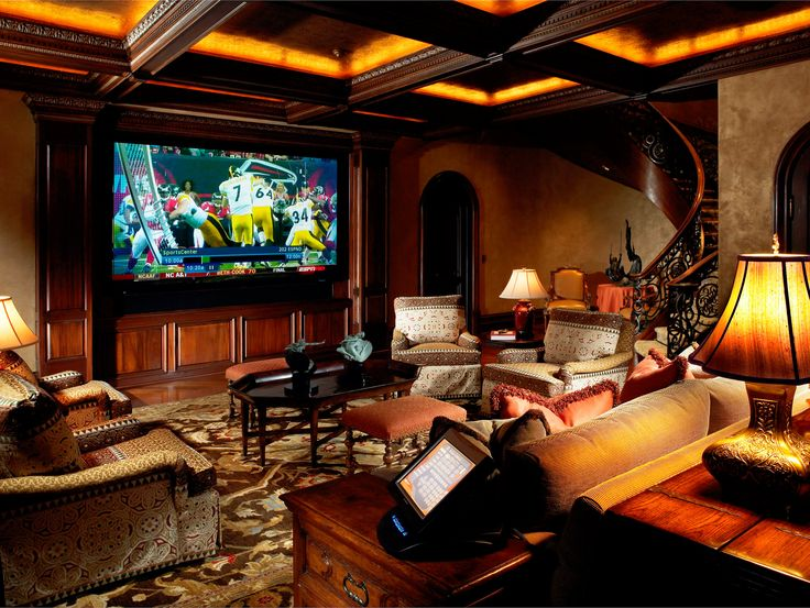 Feel the Love Man Cave...Home Media Room, Media Center, Ceilings Lights, Scholz Architects, Gamemedia Room, Games Media Room, Stairs Cases, Man Caves, 87A Custom