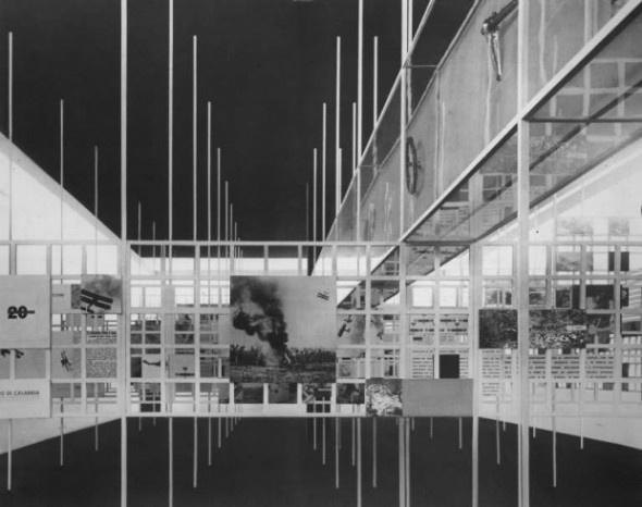 Edoardo Persico e Marcello Nizzoli | Italian Aeronautics Exhibition | 1939