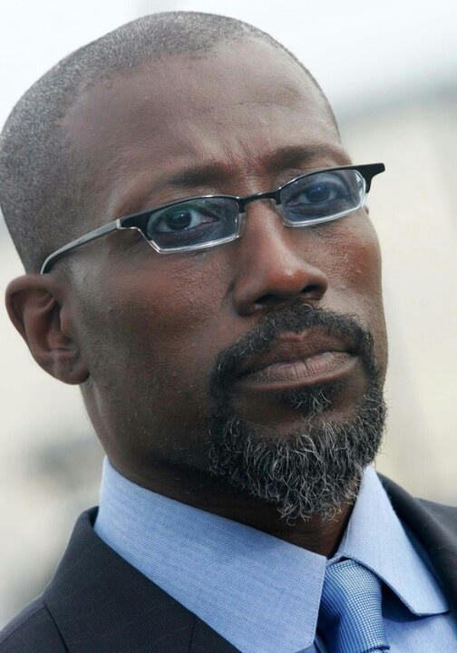 Wesley Snipes. Owned by the IRS but still a bad man...