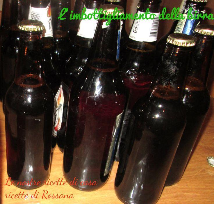 Birra fatta in casa: 3° step l'imbottigliamento