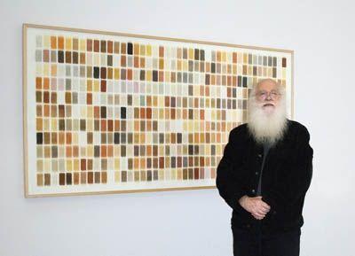 herman de vries, post-agricultural scientis-turned-artist hero