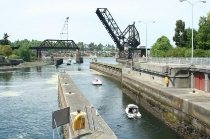 Visit the Ballard Locks » My Ballard