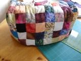 Patchwork toaster cover