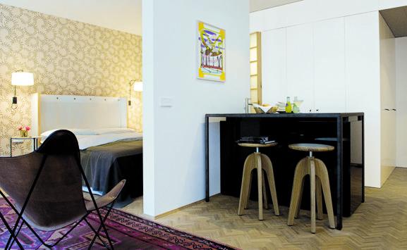 Cortiina Hotel Munich, Germany